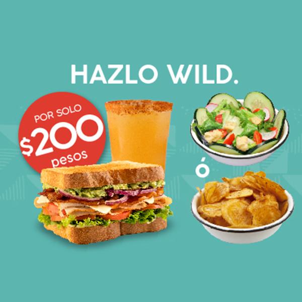 Hazlo Wild Classic Club