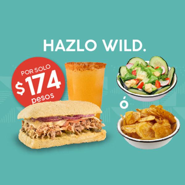 Hazlo Wild Cubano