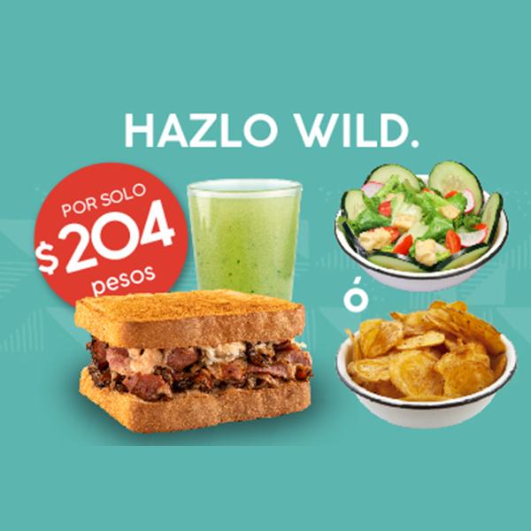 Hazlo Wild Pastrami